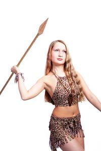 Hur man gör en forntida egyptiska spjut