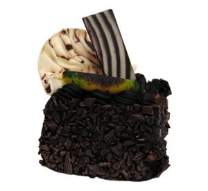 Idéer för att dekorera en choklad tårta