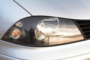 Hur man byter en Subaru strålkastare
