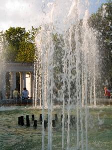 Hälsorisker förknippade med vatten fontäner