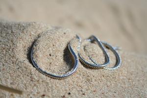 Hur man kan förkorta en orm stil halsband