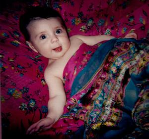 Baby fotografering idéer för skojs skull