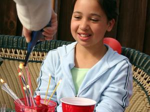 Kul & billigt Birthday Party idéer