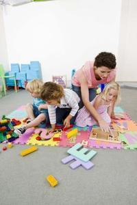 Lärande stilar tester för barn