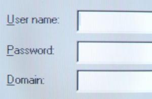 Hur man hittar ett inloggningslösenord