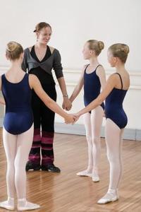 Lycka till presenter för dance tävlingar
