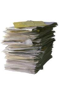 Skillnaden mellan bomullspapper & trä Fiber papper
