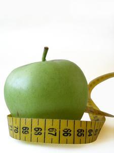 Hälsosam viktminskning framgång