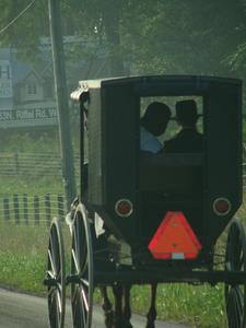 Hur man lever som Amish människor