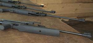Hur till bygga och konstruera reaktiva fältet mål för pneumatiska gevär