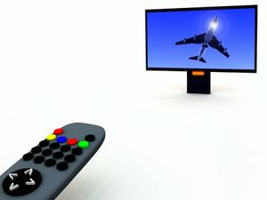 Hur du ansluter en bärbar dator till en HDMI-TV