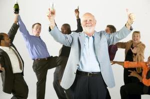 Hur man utformar en pensionering firande program