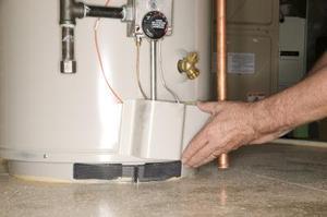 Hur lätt det Pilot-ljust i ett A.O. Smith varmvattenberedare