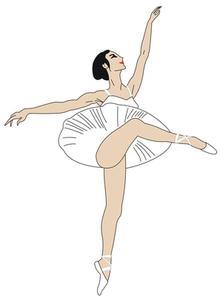 Hur får man en Ballerina kropp