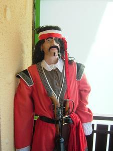 Kapten krok Halloween kostymer för män