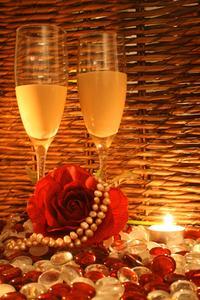Idéer för en romantisk inställning
