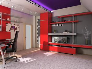 Cool och funky idéer för teen rummet väggar