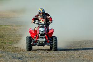 ATV stigar i bergen Kiamichi