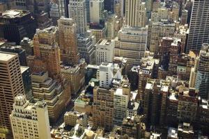 Hur man drar ett fågelperspektiv av en stad