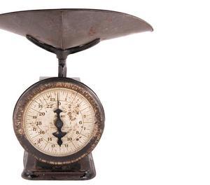Typer av mätning skalor