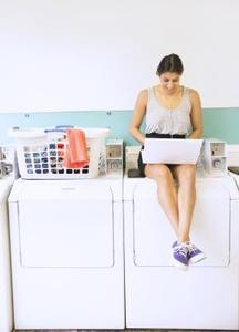 Hur att reparera rost på tvättmaskiner