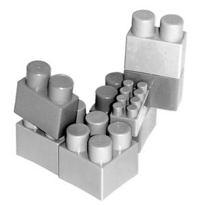 Hur man gör en R2D2 av LEGOs
