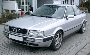 Om Audi 80