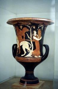 Typer av antika grekiska kläder för män & kvinnor