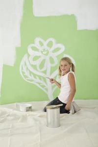Hur att dekorera väggen i en skolmatsalen