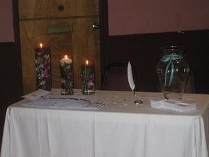 Hur att dekorera en önskan skål tabell