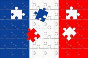 Traditionella franska Barnspel