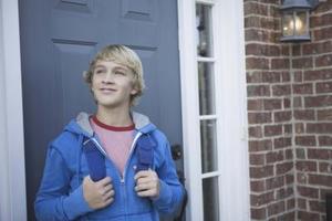 Orsakerna till en tonåring pojke brist på energi