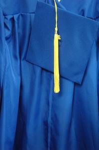 Hur man uttrycker ett meddelande om college examen med högsta betyg
