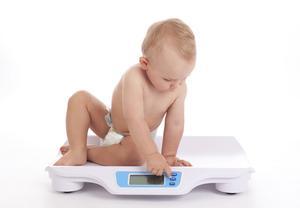 Hur mycket vikt ska ett barn vinna varje vecka?