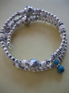Hur man gör egna Sterling Silver Wire Wrap smycken