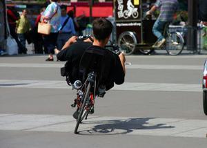 Hur man bygger en Lightweight Recumbent cykel plats