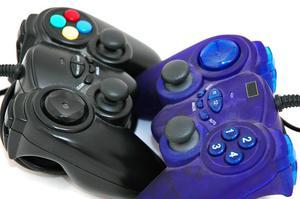 Hur konverterar jag en PS3 DUALSHOCK 3 för en Xbox 360?
