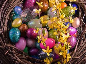 Hur man gör Easter Bunny öron för dagisbarn