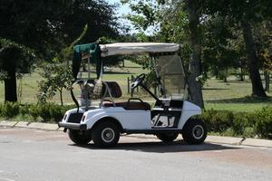 Hur du felsöker EZ går Golfcarts