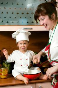 Stor middag idéer för barn