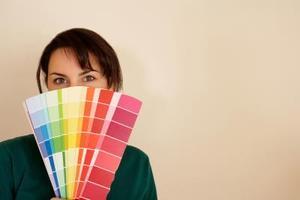 Hur man väljer färg färger för ett vardagsrum med Loft