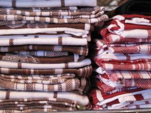 Kitchen Craft idéer med hjälp av skålen handdukar