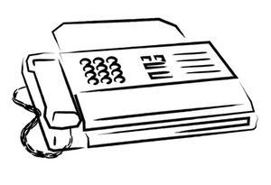 Hur du använder faxen via internet