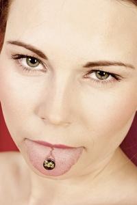 piercing i tunga fakta analt samleie