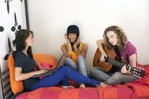 Positiva effekter av musik på tonåringar