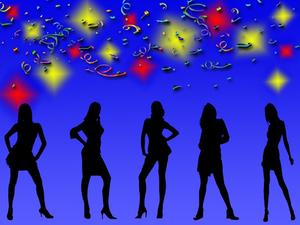 Hur man uttrycker en inbjudan på en girls night out