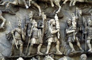 Hur man gör en romerska spjut för barn