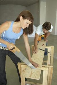 Typer av träbearbetning sågar