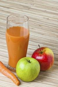 Hälsosamma frukt & vegetabilisk diet