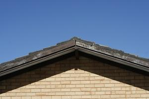 Installationsinstruktioner för 30-lb. takläggning kände papper